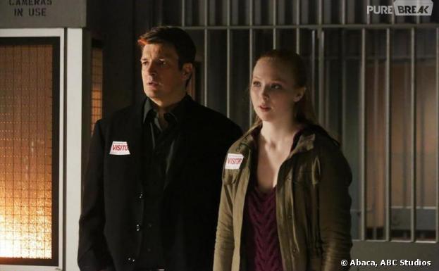 Castle saison 6, épisode 7 : Rick et Alexis font équipe