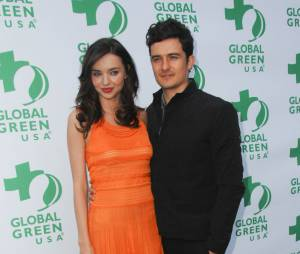 Miranda Kerr et Orlando Bloom : rupture du couple