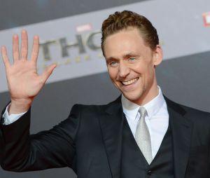 Tom Hiddleston à l'avant-première de Thor : le monde des ténèbres à Berlin le 27 octobre 2013