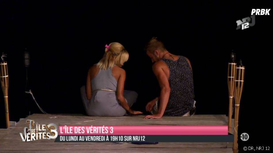 """L'île des vérités 3 : les excuses """"puantes"""" de Julien à Malika"""