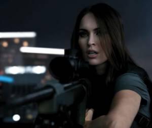 Megax Fox : snipeuse d'élite dans la pub de Call of Duty Ghosts