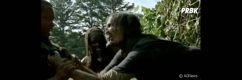 The Walking Dead saison 4 : les zombies attaquent