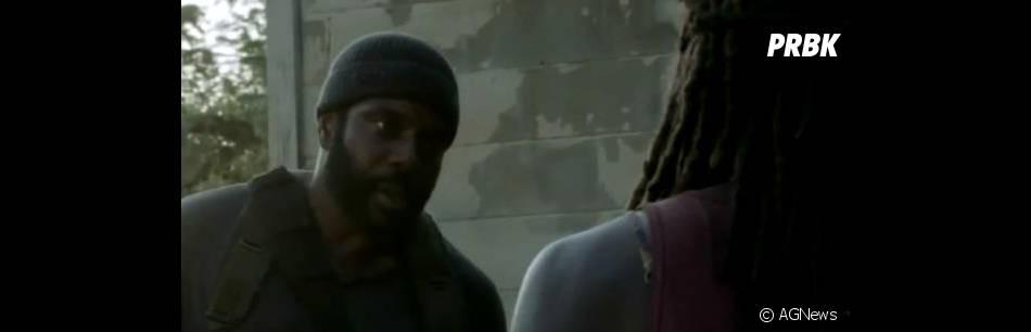 The Walking Dead saison 4 : Tyreese cherche des réponses