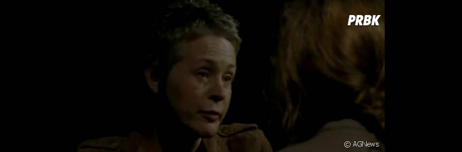 The Walking Dead saison 4 : Carol quitte le groupe