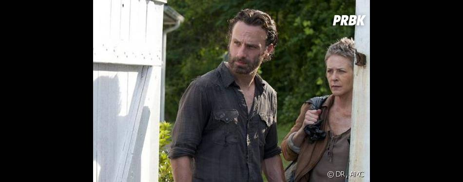 The Walking Dead saison 4 : Carol doit s'en aller