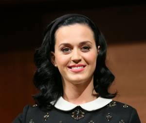 Katy Perry rêve de devenir maman