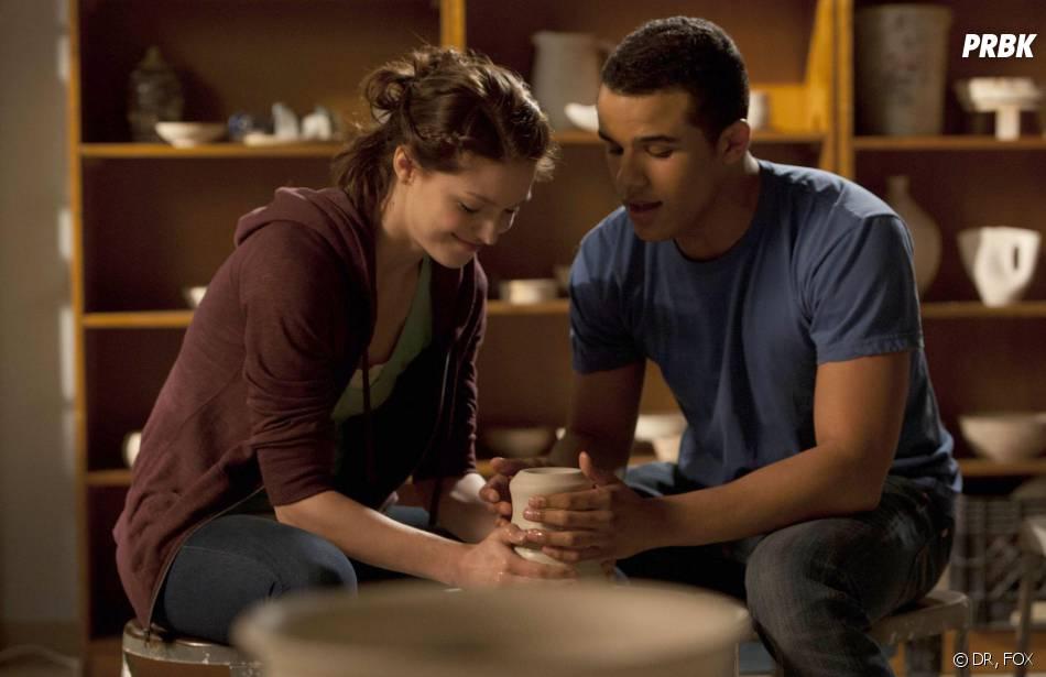 Glee saison 5 : Marley et Jake, la rupture ?