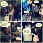 Ariana Grande et Nathan Sykes : le roman-photo de leur soirée en amoureux