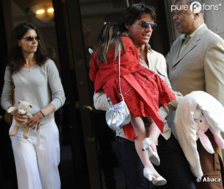 Tom Cruise : la Scientologie l'a éloigné de sa fille Suri
