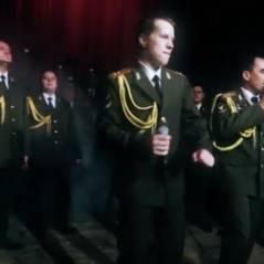 Get Lucky : sous les casques des Daft Punk, des policiers russes
