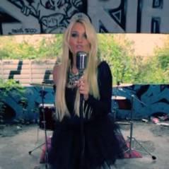 Aurélie Dotremont : Ange ou Démon, le clip rock'n'roll et nostalgique