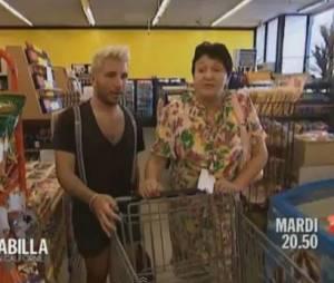 Allo Nabilla : la grand-mère de Nabilla fait les courses à Los Angeles