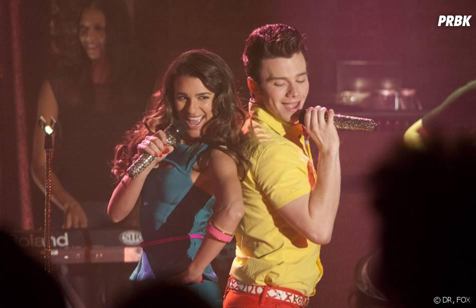 Glee saison 5, épisode 7 : bientôt des tensions entre Kurt et Rachel