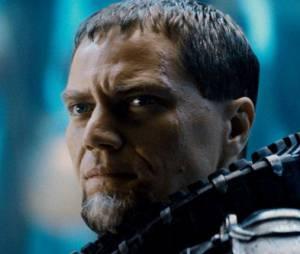 Man of Steel : Michael Shannon impressionnant dans le rôle de Zod