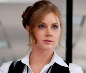 Man of Steel : Amy Adams dans le rôle de Loïs Lane