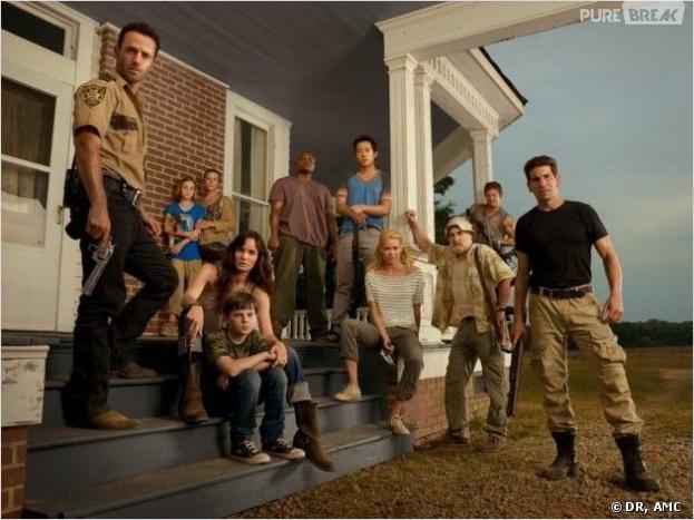 The Walking Dead saison 2 : 8 commandements d'un bon survivant