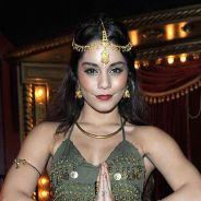 Vanessa Hudgens : danseuse indienne et sensuelle pour les 18 ans de sa soeur