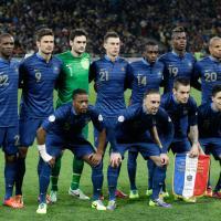 France - Ukraine : Keen'V, Enora, Franck Dubosc... les stars à fond derrière les Bleus