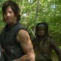 The Walking Dead saison 4 : Michonne et Daryl bientôt sous la couette ?