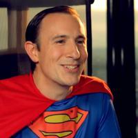 Golden Moustache : quand Batman veut se faire embaucher par Superman