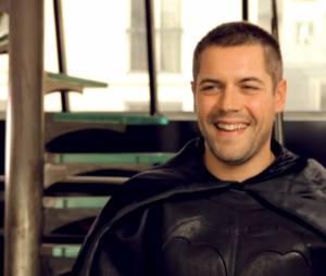 Golden Moustache : quand Batman essaye de se faire embaucher par Superman