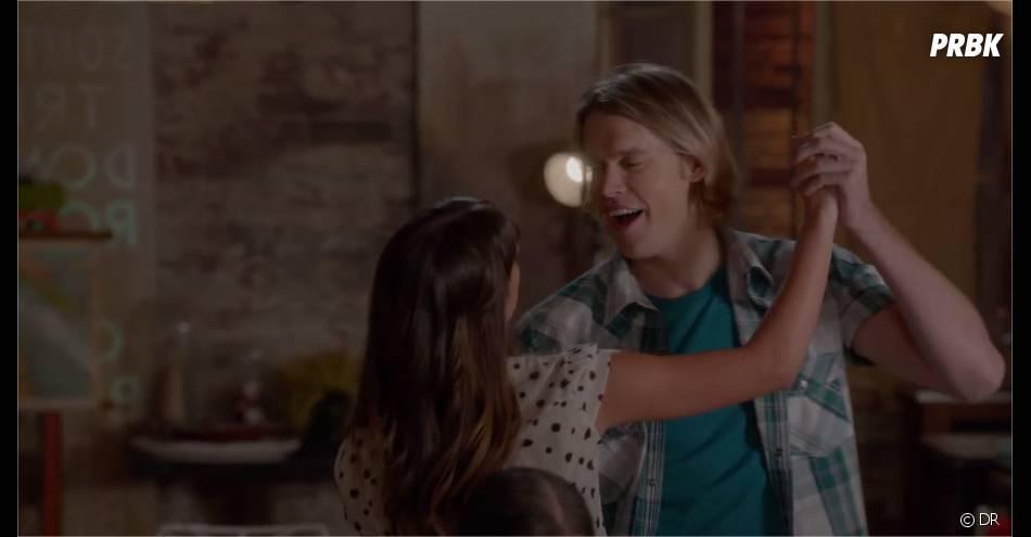 Glee saison 5 : Sam et Rachel se rapprochent dans l'épisode 6