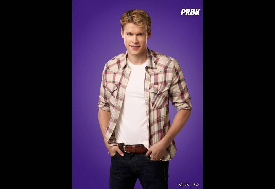 Glee saison 5 : Samchel bientôt en approche ?