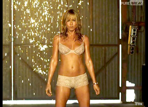 Jennifer Aniston topless au cinéma ?