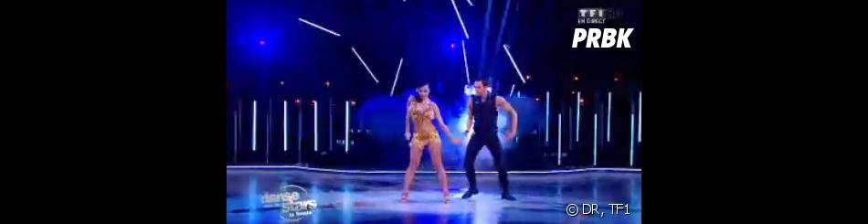 Danse avec les stars 4 : Alizée sexy pendant son chacha