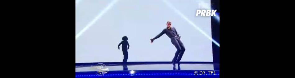 Danse avec le stars 4 : Brahim Zaibat drôle et coquin pendant sa samba