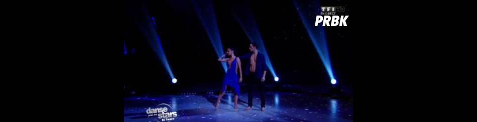 Danse avec les stars 4 : rumba émouvante pour Alizée et Grégoire