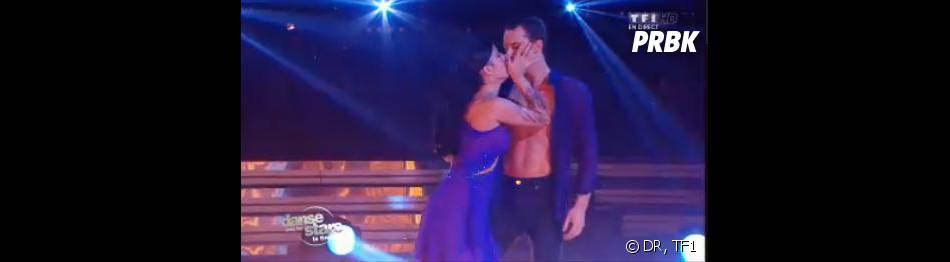 Danse avec les stars 4 : baiser volé entre Alizée et Grégoire ?