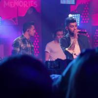 """One Direction : soutiens de stars pour la sortie de """"Midnight Memories"""""""