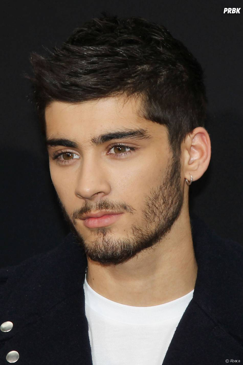 Zayn Malik à l'avant-première du film des One Direction This is Us à New York le 26 août 2013