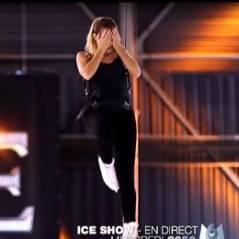 Ice Show : Clara Morgane s'envoie en l'air pendant les répétitions