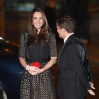 Kate Middleton : en solo pour un gala de charité
