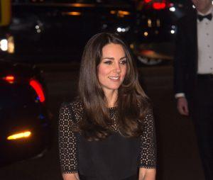 Kate Middleton au gala organisé par SportsAid le 28 novembre 2013
