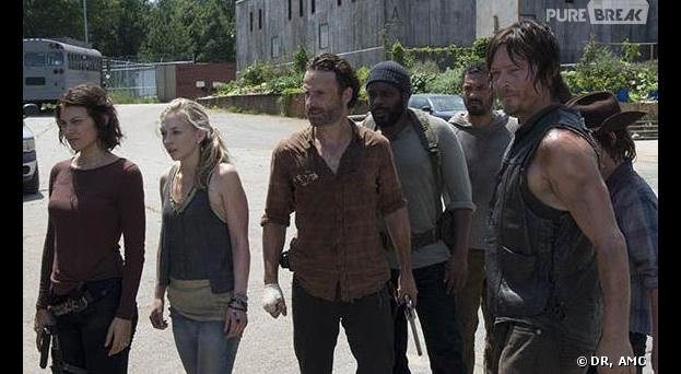 The Walking Dead saison 4 : un épisode 8 sanglant