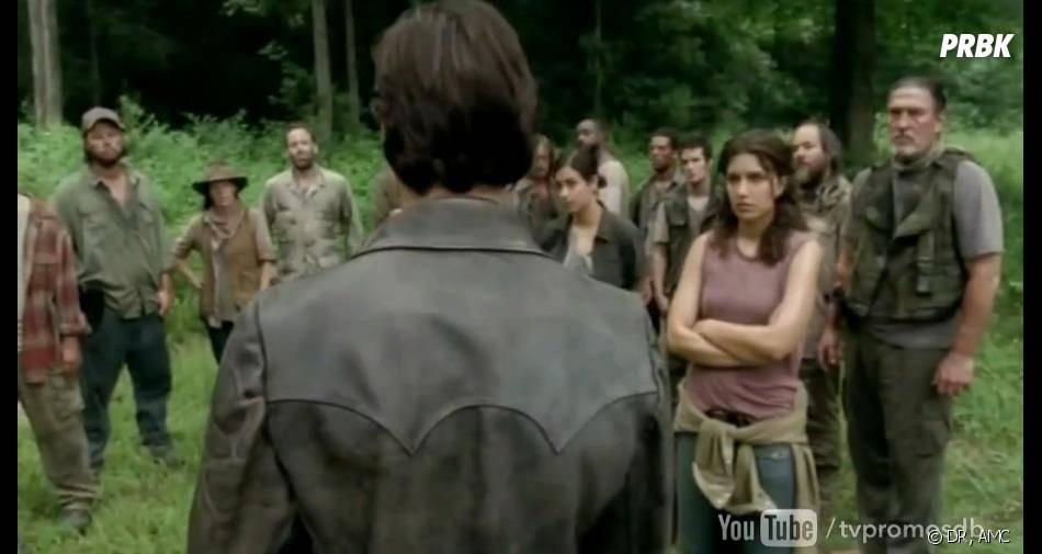 The Walking Dead saison 4 : le Gouverneur va lancer une nouvelle attaque