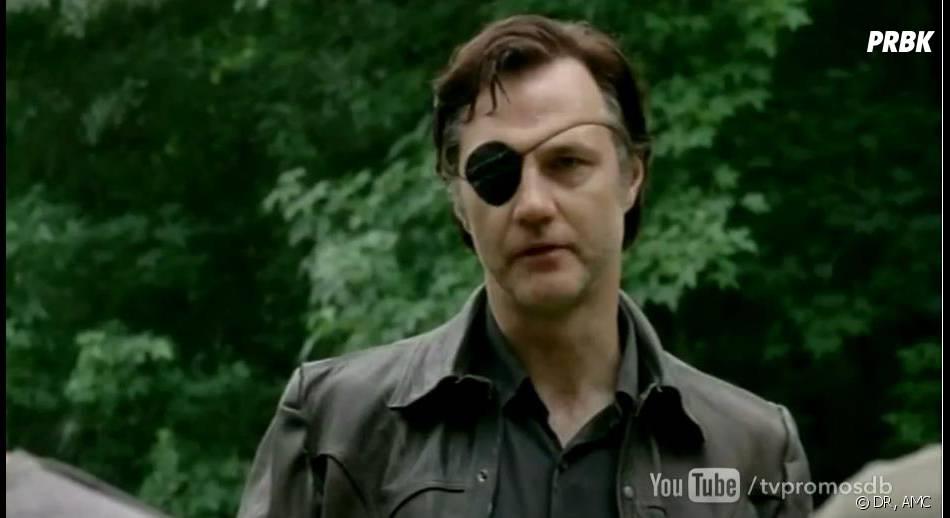 The Walking Dead saison 4 : quel avenir pour le Gouverneur