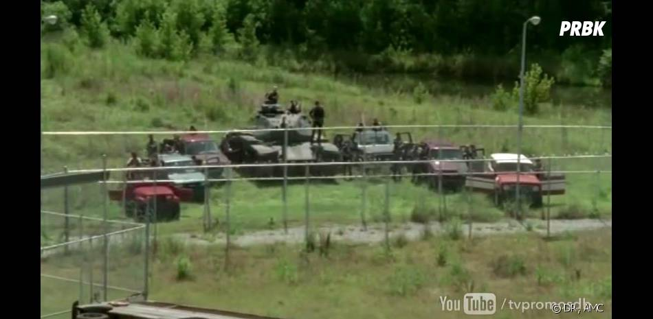 The Walking Dead saison 4 : la prison va souffrir