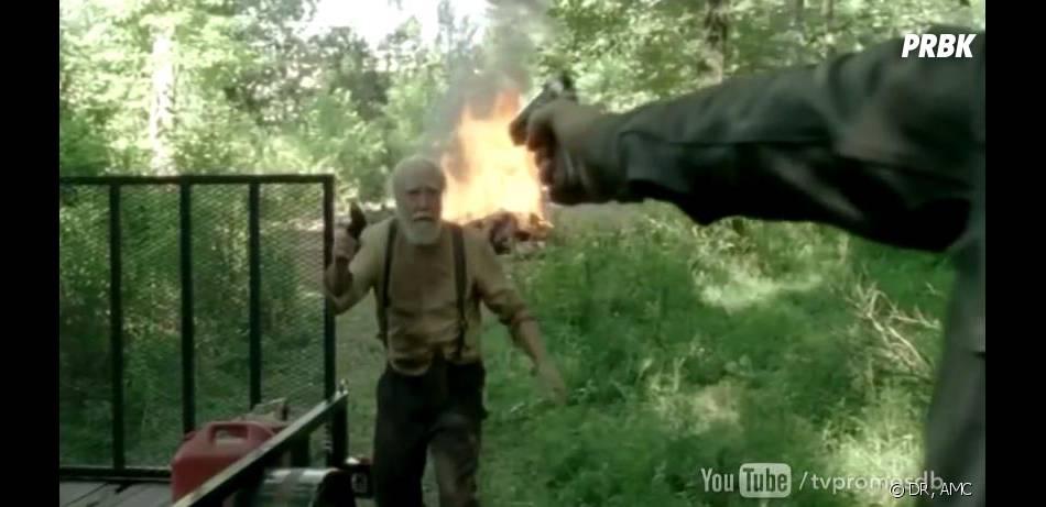 The Walking Dead saison 4 : Herschel est mort