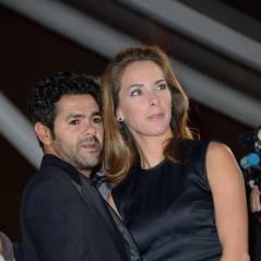 Jamel Debbouze et Mélissa Theriau classes et complices pour un tapis rouge à Marrakech