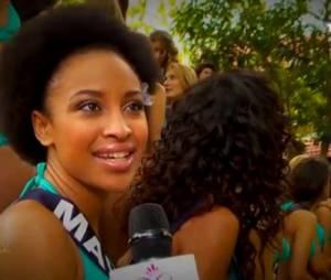 Miss France 2014 : les candidates prennent la pose en maillot de bain au Sri Lanka