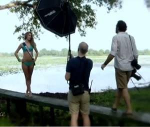 Miss France 2014 : shooting en solo et en bikini pour les candidates à l'élection