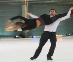 Ice Show : Tatiana Golovin va tenter le porté en écharpe