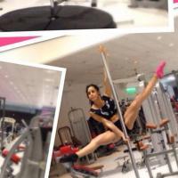 Shanna (Les Marseillais à Cancun) : entraînements de pole dance sexy sur Instagram