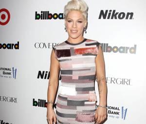 Pink participe à une soirée organisée par Billboard le 10 décembre 2013