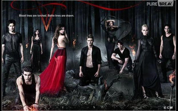 The Vampire Diaries saison 5 : des problèmes de couple pour Elena et Damon