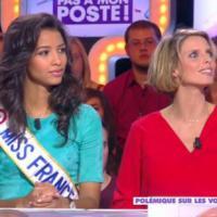 Flora Coquerel (Miss France 2014) : Sylvie Tellier et Miss Tahiti réagissent à la polémique